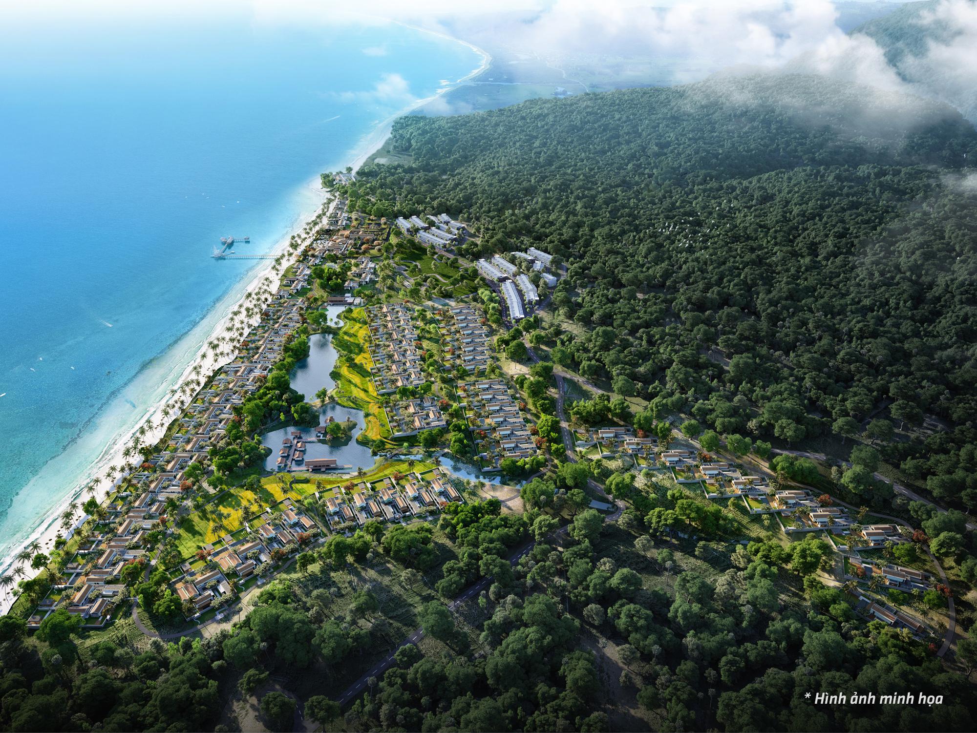 Biệt thự Park Hyatt Phú Quốc Residences 65ha