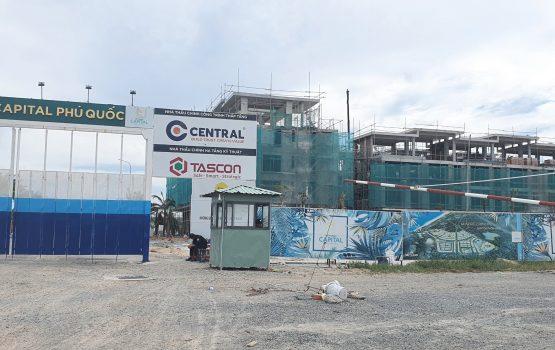 Tiến độ xây dựng Meyhomes Capital Phú Quốc