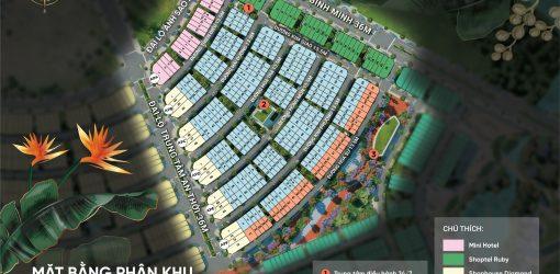 Sơ đồ mặt bằng Apricot - Meyhomes Capital Phú Quốc