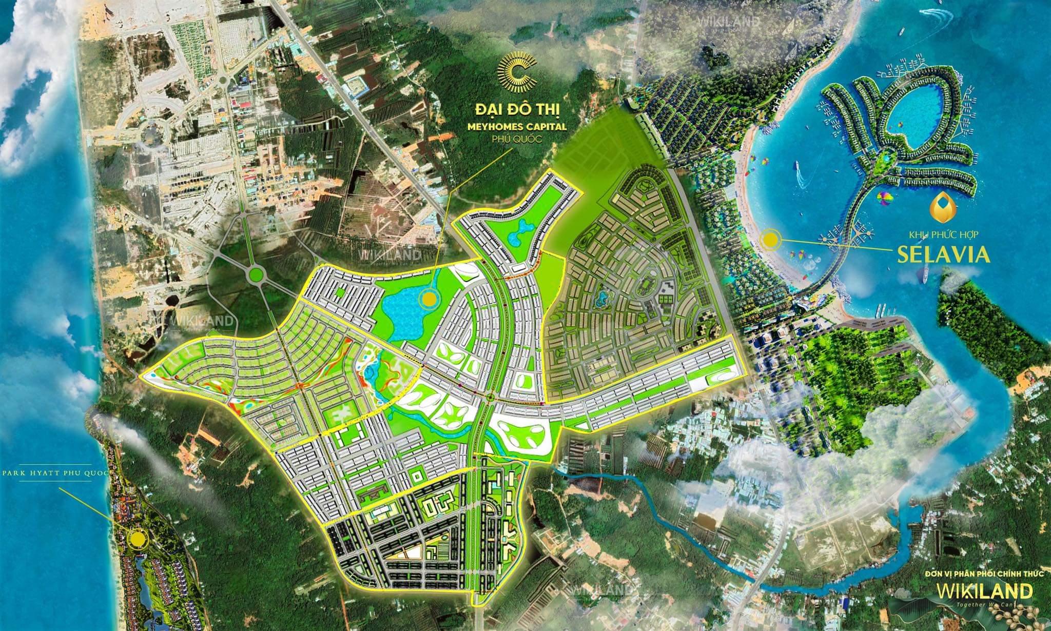 Meyhomes Capital Phú Quốc trên google maps