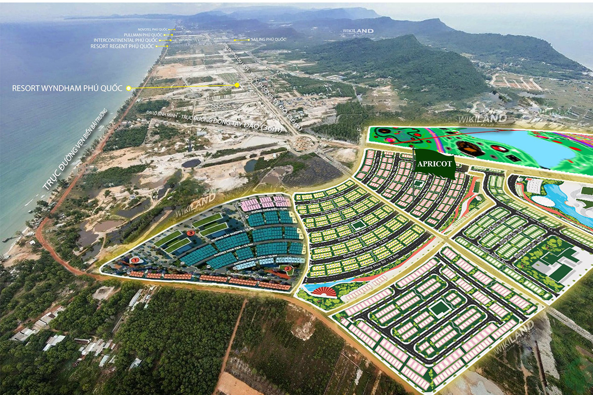 Toàn dự án Meyhomes Capital Phú Quốc