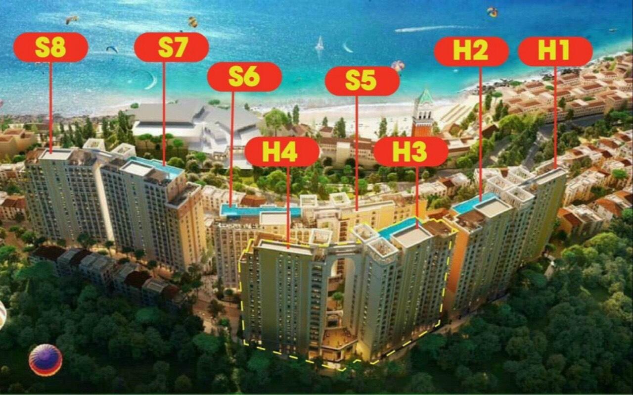 8 tòa căn hộ HIll Side